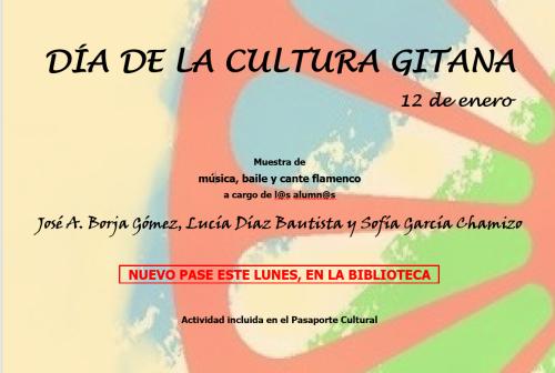 DÍA DE LA CULTURA GITANA 3_José A. Borja, Sofía García y Lucía Díaz